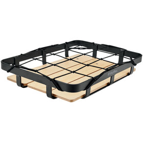 Electra Linear Front Tray Basket black